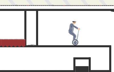 Happy Wheels 2 Unblocked Game