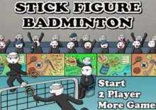 Stick Badminton