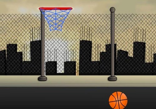 Urban Basketball Shoots