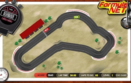 Formula Net Racing