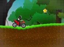 Hill Climb Bike Race