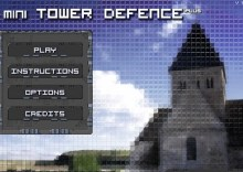 Mini Tower Defense