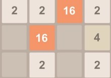 2048: A Puzzled Mathematics
