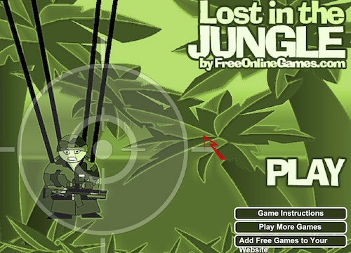 Lost in the Jungle