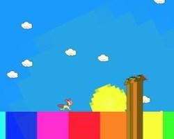 run rainbow