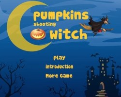 pumpkins shooting