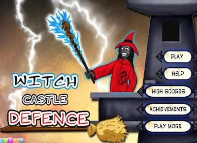 Witch Castle Defense
