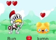 Attack Jump Run