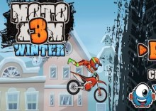 Moto X3M Winter (Version 4)