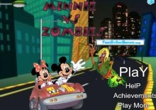 Minnie vs Zombies