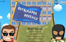 Skyscrapper Defense