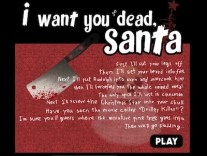 I Want You Dead Santa