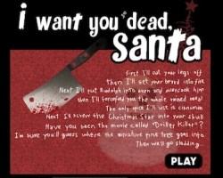 santa dead