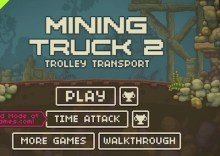 Mining Truck 2: Trolley Transport