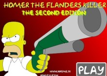 Homer and Flanders Killer 2
