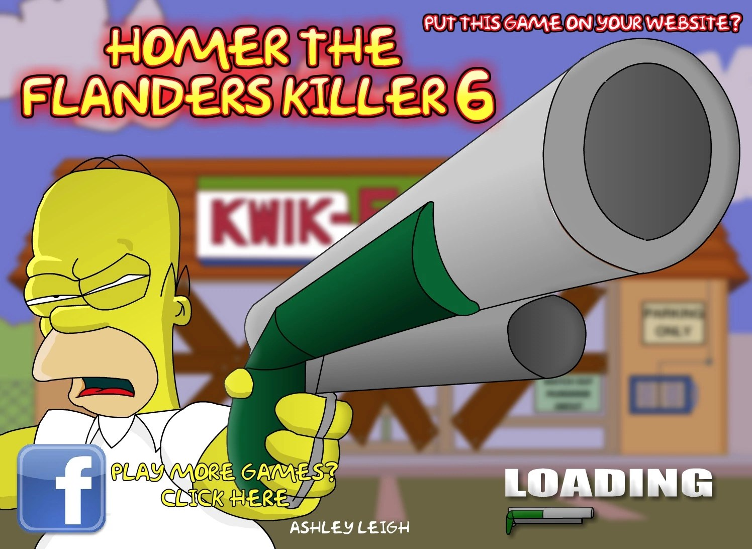Homer and Flanders Killer 6