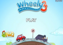 Wheely 3 (HTML 5 Version)