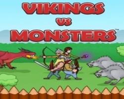 Viking vs Monster