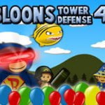 Bloons Tower Defense 4 Unblocked