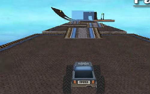 monster truck 3d unblocked