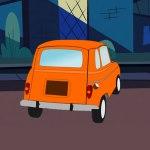French Cars Jigsaw