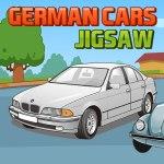 German Cars Jigsaw
