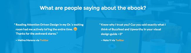 click-through-landing-page-twitter-testimonials