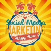 Social Media Marketing Happy Hour cover art