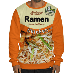The ramen sweatshirt
