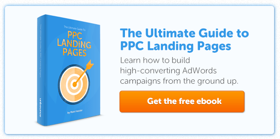 The Ultimate Guide To PPC Landing Pages