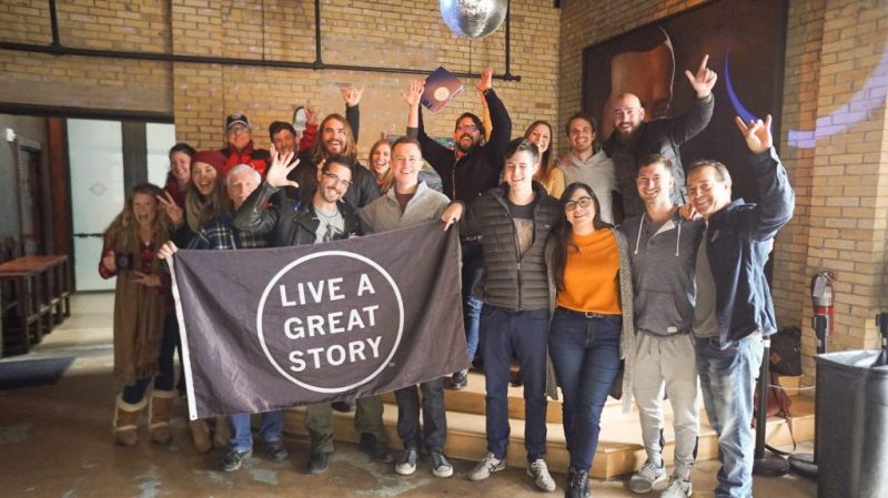 Zach Horvath – Live a Great Story | ATX Unbound