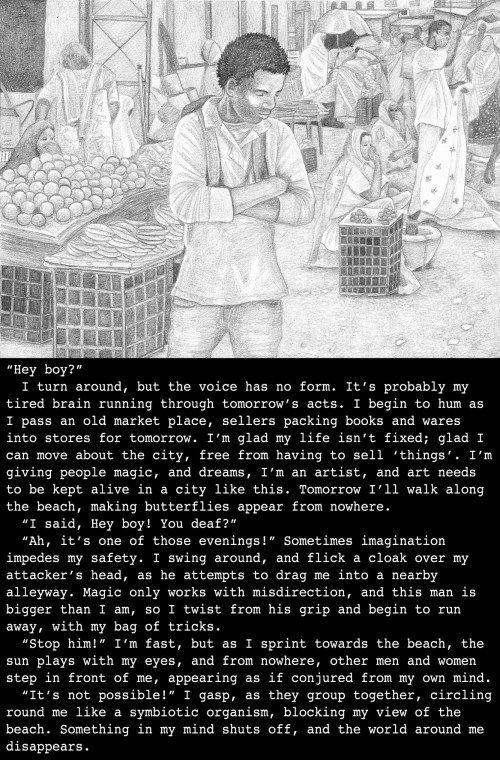 Juba's backstory, set in Mogadishu, Somalia, (3990)