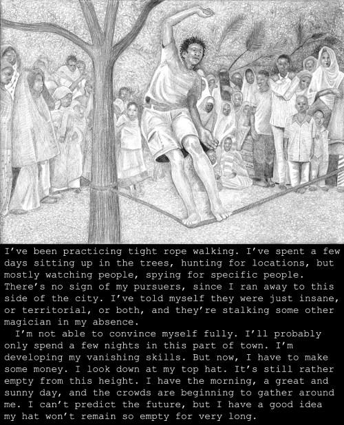 Juba's back story, set in Somalia, (3991)
