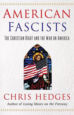 American Fascists Book Jacket
