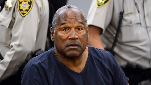 O.J. Simpson Up For Parole Hearing