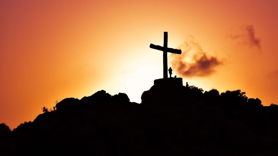 The Crucifixion of the Gospel of Love