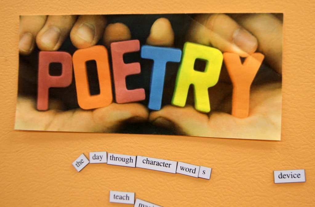 Introducing Poetry Poker