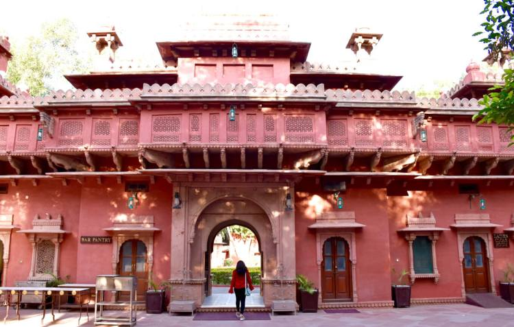 Gajner Palace Temple Bikaner Things to Do