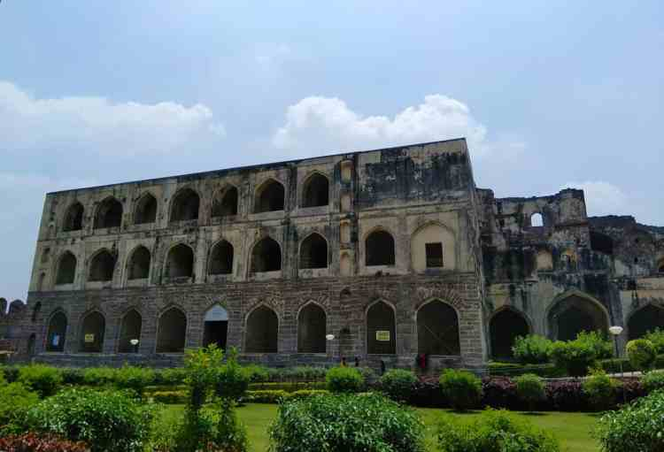 Golconda Fort Armoury Hyderabad