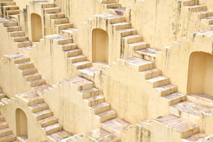 Panna Meena ka Kund Stepwell Jaipur Things to Do