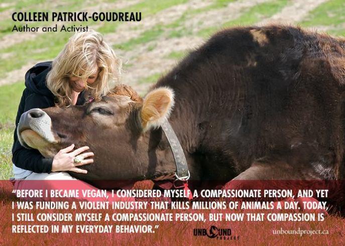 Collen Patrick-Goudreau