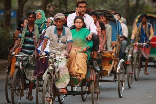 Dhaka, Bangladesh, 2018. Photo by Julie O'Neill.