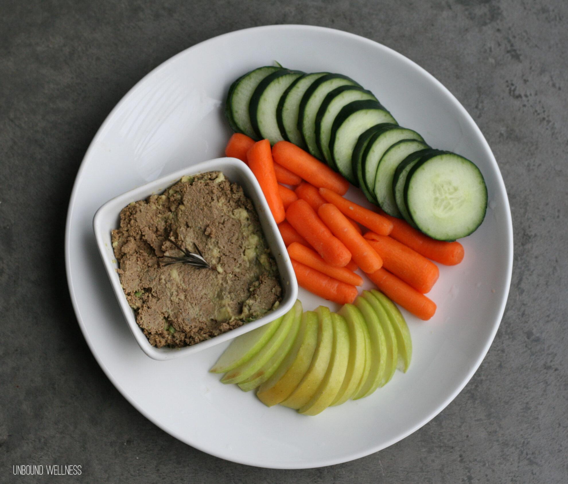 Nutrient Dense Avocado Beef Life Pate (paleo and AIP)