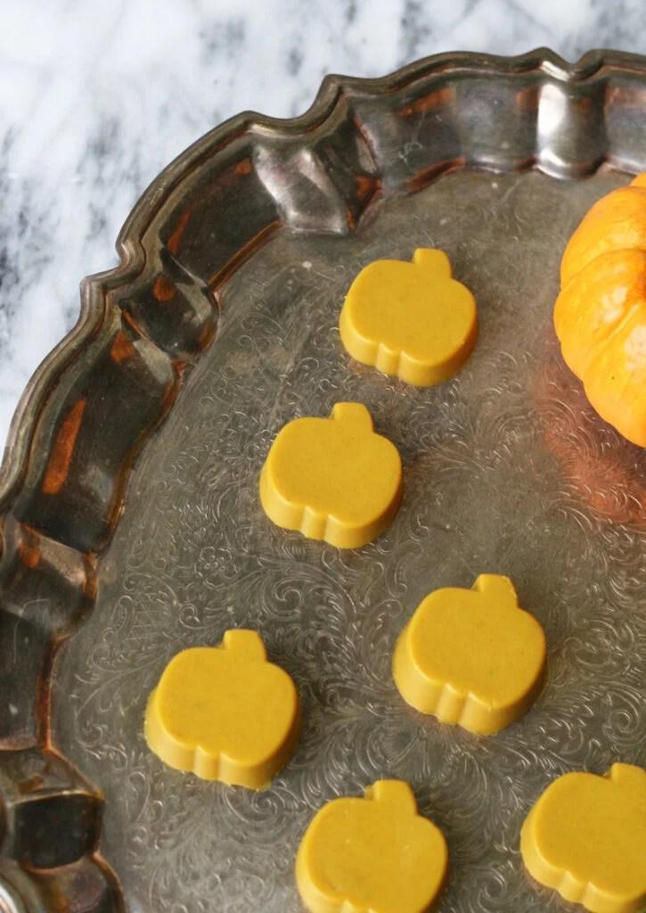 Pumpkin Turmeric Gummies (AIP, Paleo)