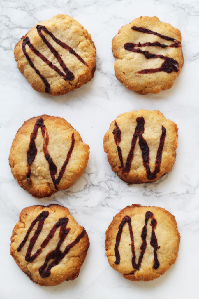 Paleo Collagen Protein Cookies