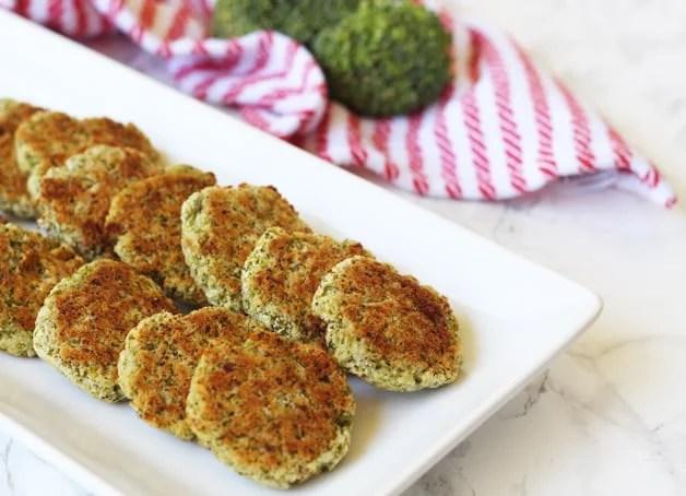 Bacon Broccoli Nuggets