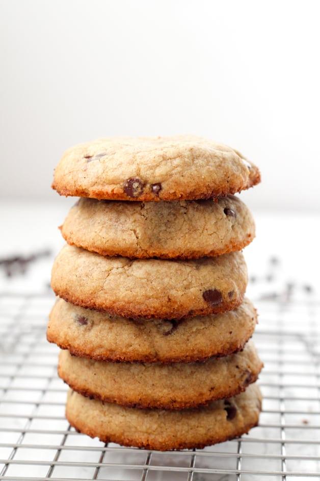 Paleo Chocolate Chip Cookies (AIP)