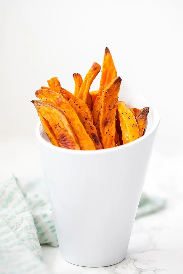 Baked Sweet Potato Fries Paleo Whole30 Aip Unbound Wellness