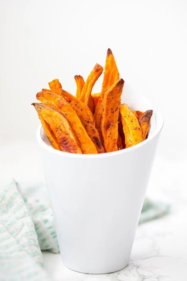 Baked Sweet Potato Fries Paleo Whole30 Aip Unbound Wellness
