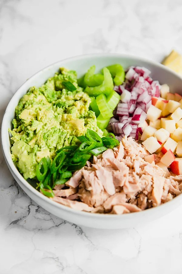 Avocado Tuna Salad Paleo Whole30 Aip Unbound Wellness